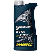 Масло для компрессоров Mannol 1л