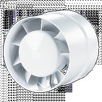 Бытовой приточно-вытяжной вентилятор Домовент 100 ВКО