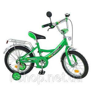 """Велосипед Profi 14""""зеленый"""