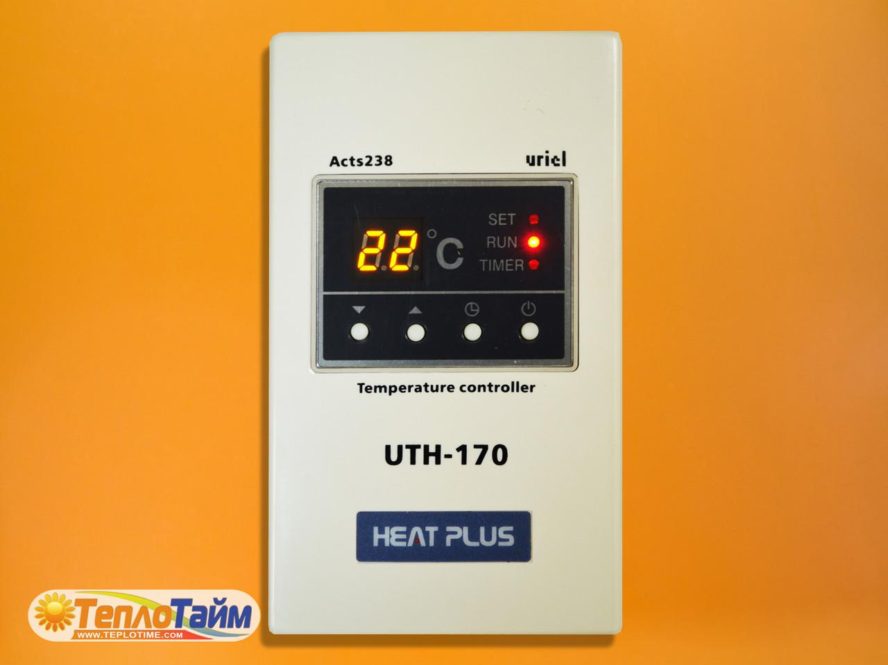 Терморегулятор UTH-170 (білий)