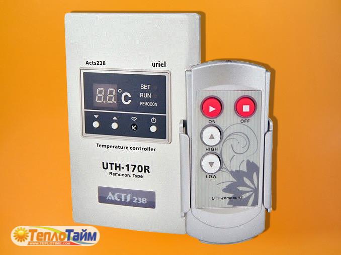 Терморегулятор UTH-170R (білий)