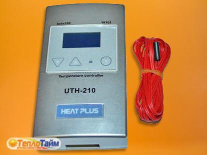 Терморегулятор UTH-210 (срібний)