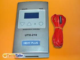 Терморегулятор UTH-210 (серебряный)