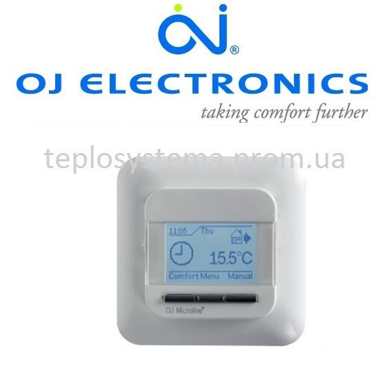 Программируемый терморегулятор OCС4-1991 OJ Electronics (Дания)