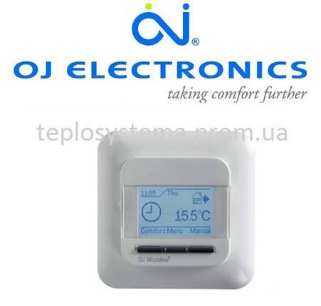 Программируемый терморегулятор OCС4-1991 OJ Electronics (Дания), фото 2