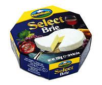 Сыр с белой благородной плесенью Селект Бри / Select Brie,125gr