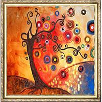 """Схема для вышивки бисером """"Дерево"""""""
