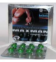 MaxMan V Максмен 5 - Усиленная версия! 8 капсул 6800мг!