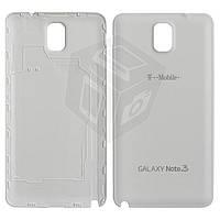 Задняя крышка батареи для Samsung Galaxy Note 3 N9000, белая, оригинал