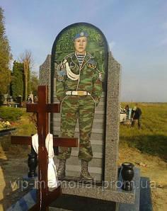 Памятник погибшим в АТО № 51