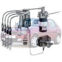 Система зажигания Ford Fiesta Форд Фиеста 1999-2001