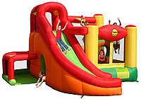"""Детский надувной батут игровой центр аттракцион """"11 в 1"""" Happy Hop"""