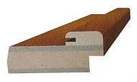 Короб (2100х78х37мм) для Межкомнатной двери с ПВХ покрытием Gelios (Гелиос)