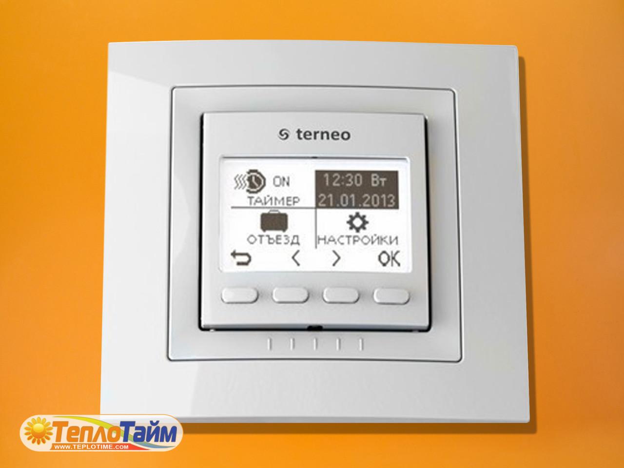 Терморегулятор Тегпео pro програмований