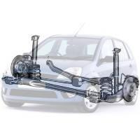 Детали подвески и ходовой Ford Fiesta Форд Фиеста 2002-2008