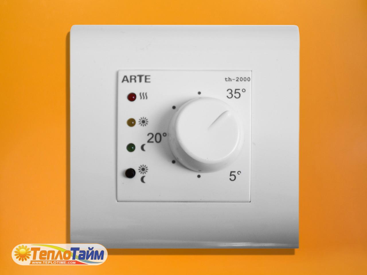 Терморегулятор  ARTE 2000