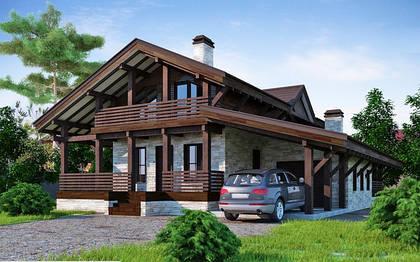 Как сделать красивую крышу?!