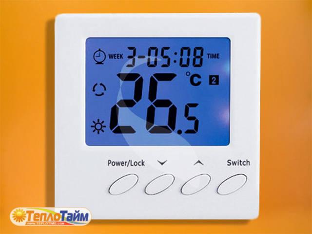 Терморегулятор цифровий Smart-02, (цифровой)