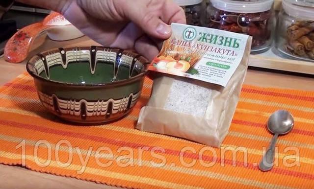 """Каша """"Хунзакута"""" - как приготовить полезный и вкусный завтрак"""