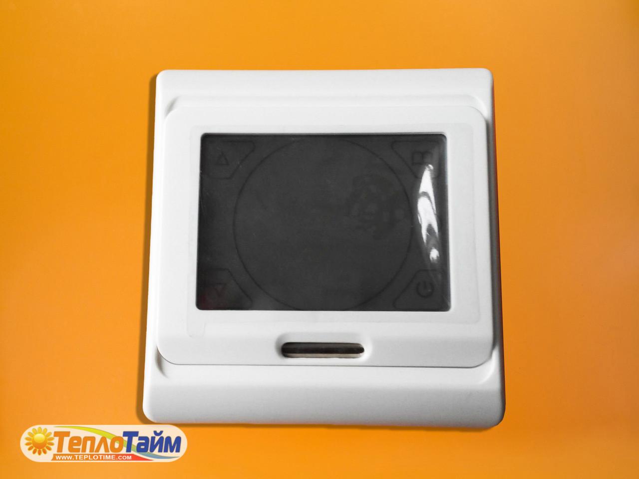 Терморегулятор М9.716 sensor (білий, чорний)