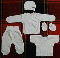 Набор для новорожденной девочки. Крестильный набор для новорожденных
