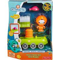 Fisher-Price Octonauts Peso's Deep Sea Octo-Buggy Play Set, фото 1
