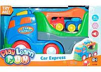 Игровой набор Keenway Автомобильный экспресс