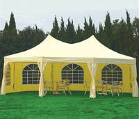Двухкупольный шатер 7х5 метров, фото 1