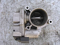 Дроссельная заслонка электро 7701062300 (A2C53107575) б/у 1.9DCi на Renault: Laguna 2, Megane 2, Scenic 2