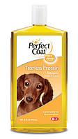 """Шампунь для собак """"без слез"""" Perfect Coat 8in1 протеиновый 947 мл"""