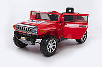 Детский электромобиль HUMMER HX колеса EVA