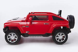 Детский электромобиль HUMMER HX колеса EVA, фото 2