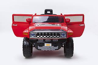 Детский электромобиль HUMMER HX колеса EVA, фото 3