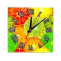 Часы настенные Цитрус