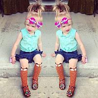 Покупка детских носков: на что нужно обратить внимение