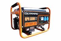 Генератор бензиновый однофазный Gerrard GPG3500 (2.5кВт)