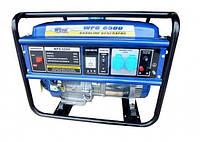 Генератор бензиновый однофазный WERK WPG6500 (5кВт)
