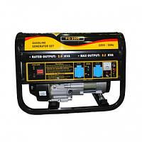 Генератор бензиновый однофазный FORTE FG2500 (2кВт)