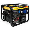 Генератор бензиновый однофазный FORTE FG8000EA (6кВт, +авто)