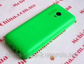 Копия Nokia 215 dual sim, green, фото 3