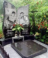 Памятник на двоих № 3249