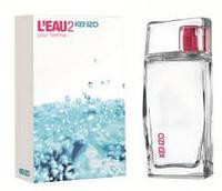 Женская туалетная вода L'Eau 2 Kenzo Pour Femme (легкий, воздушный, нежный аромат)