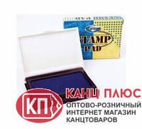 Centrum Штемпельная подушка, синяя 70x105 мм арт. 80837