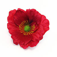 Искусственные цветы - Мак, фото 1