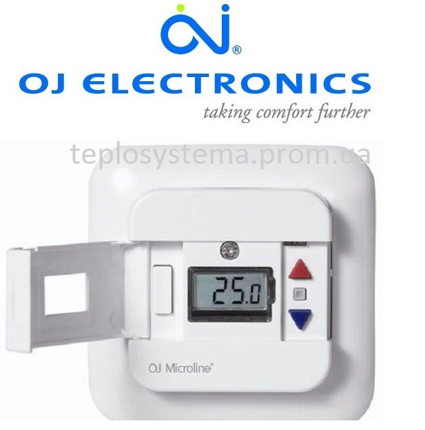 Терморегулятор  OTD2-1999 (с двумя датчиками) OJ Electronics (Дания)