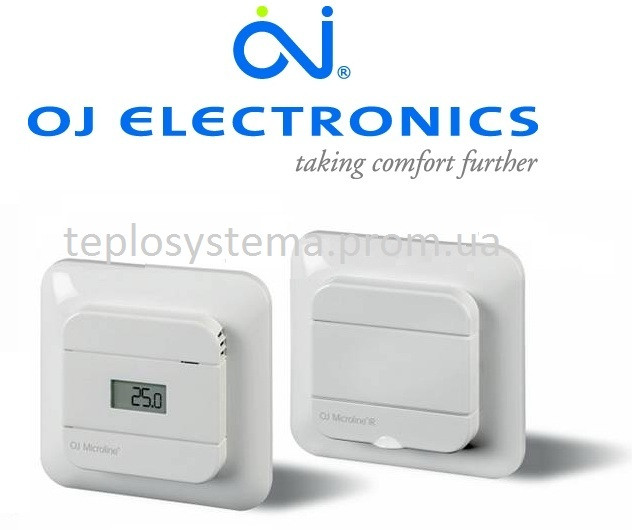 Терморегулятор  OTD2-1655 (с ИК датчиком) OJ Electronics (Дания)
