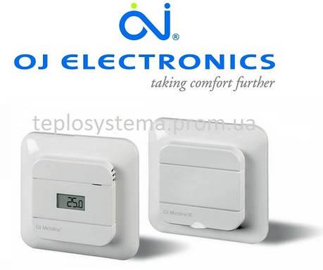 Терморегулятор  OTD2-1655 (с ИК датчиком) OJ Electronics (Дания), фото 2