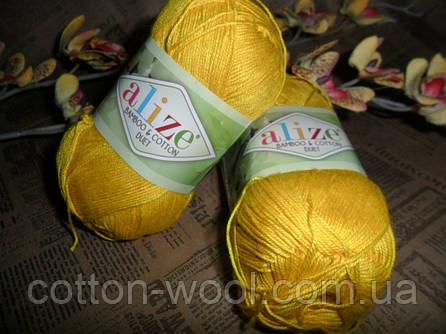 Alize Bamboo & Cotton Бамбук и Коттон (Дует) 110