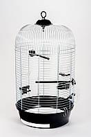Круглая клетка для птиц Inter-Zoo Julia 3 (350*350*650)