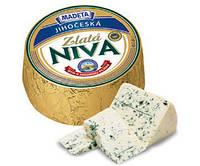 """Сыр с голубой плесенью """"Злата Нива""""/ Zlata Niva,2500gr"""